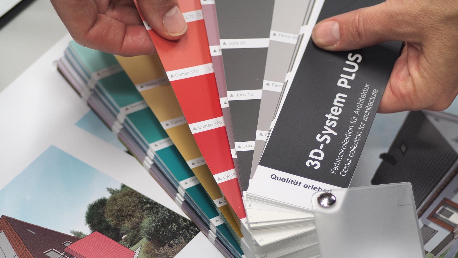 Come si Costruisce una Collezione Colore per Pareti