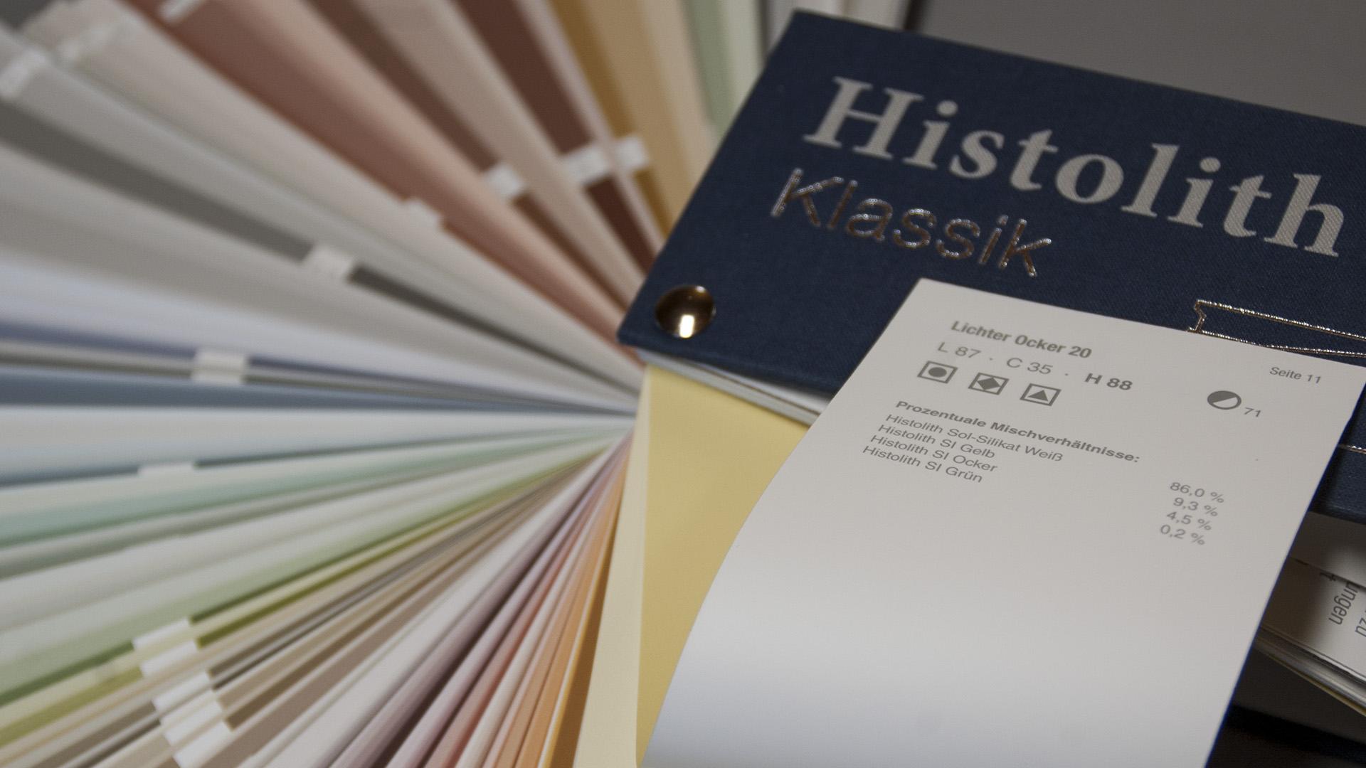I colori della tradizione - Histolith Klassik