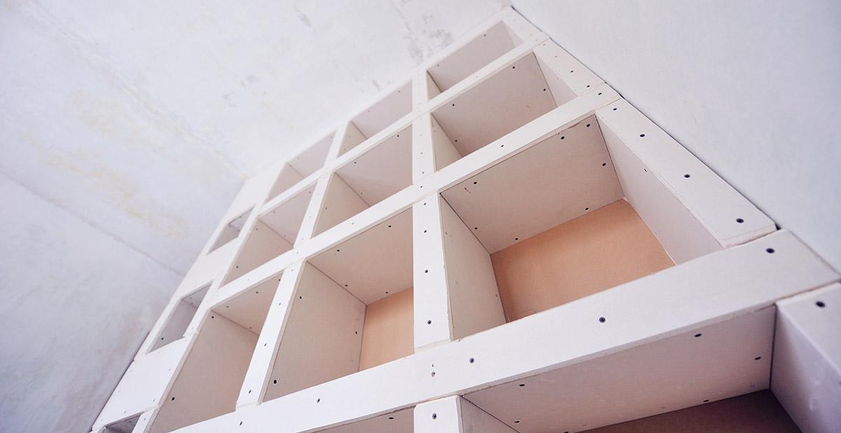 Come ristrutturare casa: quando scegliere il cartongesso
