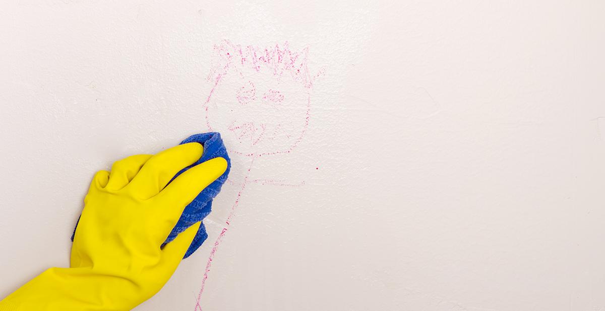 Muri sporchi: tipi di pitture che risolvono il problema